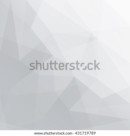 Abstract polygonal geometric background made of triangles.