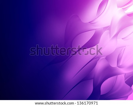 Abstract purple background. And also includes EPS 10 vector - stock vector