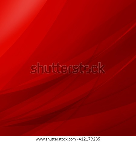 Abstract red background. Vector illustration. Clip-art - stock vector