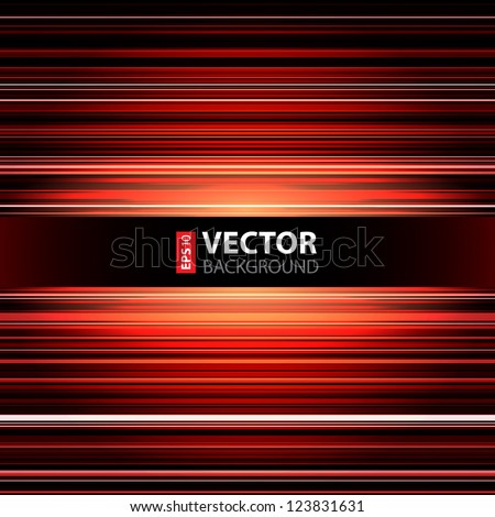 Abstract retro striped colorful background. RGB EPS 10 vector illustration - stock vector