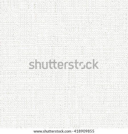 Abstract rustic texture. Canvas background. Vector design. - stock vector