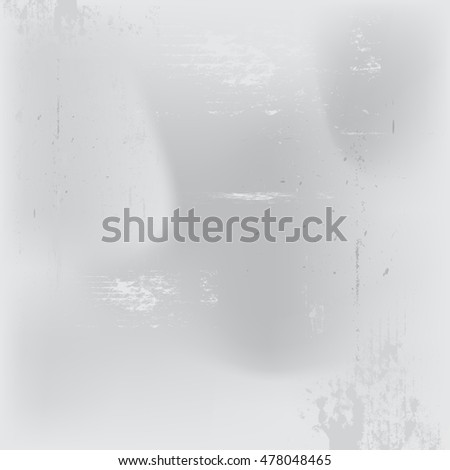 abstract scratch metal background, grunge vector illustration