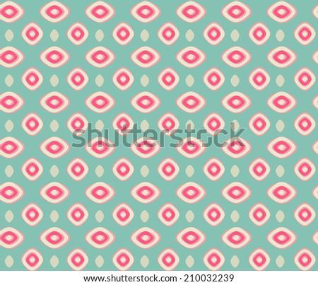 Abstract seamless - stock vector