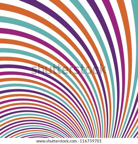 Abstract seamless colorful vector background