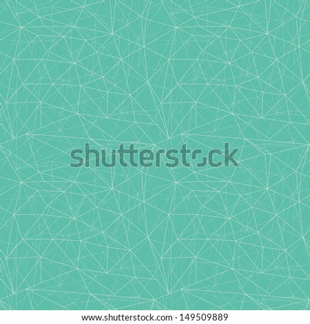 Abstract seamless geometric background. Vector illustration - stock vector