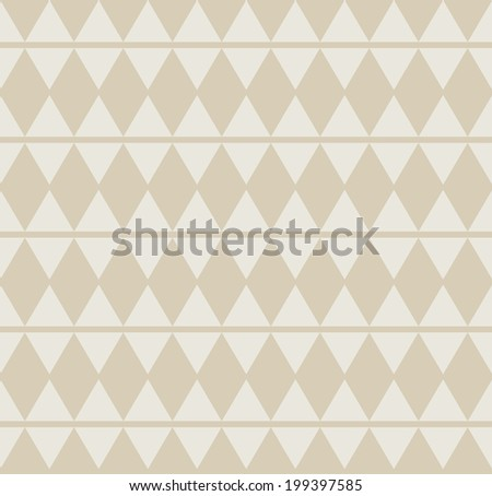 Abstract seamless geometric pattern.Vector.