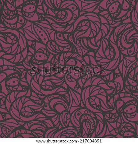 Abstract seamless pattern. Eps 8. - stock vector