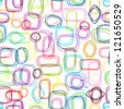 Abstract seamless pattern for your design - stock photo