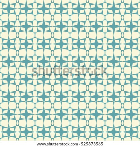 Abstract seamless pattern of Green color for wallpapers and background.