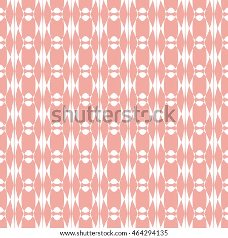 Abstract seamless pattern of pink and white gold color for wallpapers and background.