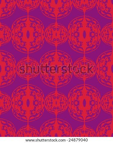 abstract seamless pattern, vector illustration. using this pattern you can fill any area with no visible bounds. - stock vector
