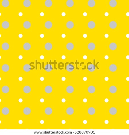 Abstract seamless pattern with circles. Geometry pattern for fabric. Textile background. Stock vector.