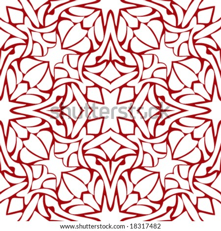 abstract seamless repeat pattern