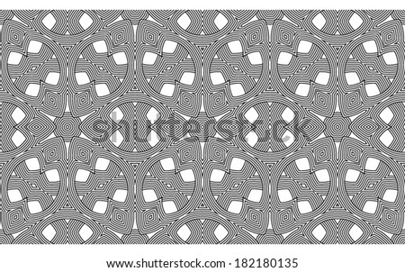 Abstract seamless (tile, pattern) background. Texture. - stock vector