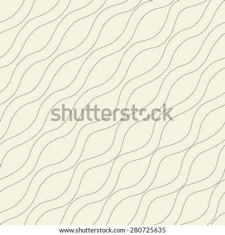 abstract seamless wavy pattern