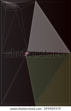 abstract shape color vector