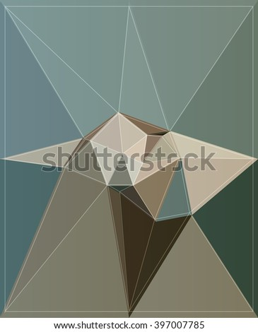 abstract shape texture background