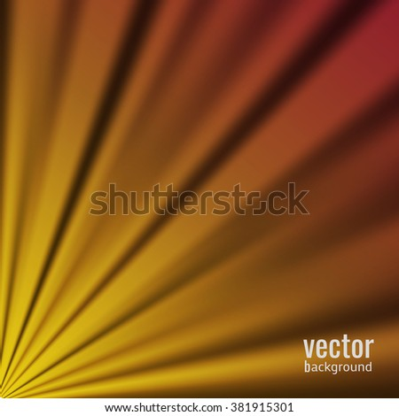 abstract shiny light stripes background texture. Web design, page element. Wallpaper for laptop.  - stock vector