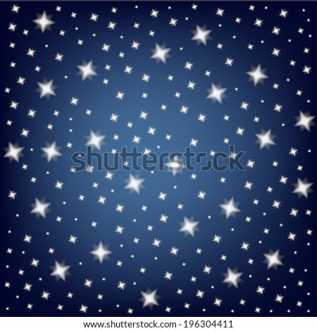 Abstract sky background. Vector simple illustration eps10  - stock vector