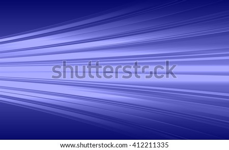 Abstract speed lines background. dark blue Radial motion move blur.zooming effect. wave - stock vector