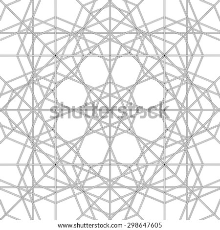 Abstract Spider Web Construction Structure Vector 335 - stock vector