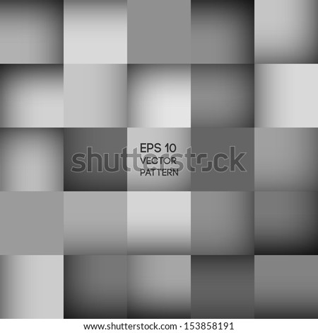 Abstract square background. Eps 10 vector illustration. Used transparency layers of background - stock vector
