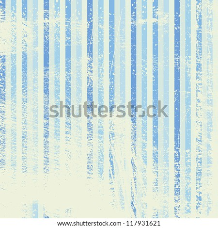 Abstract striped frosty wallpaper. EPS10 vector illustration. - stock vector