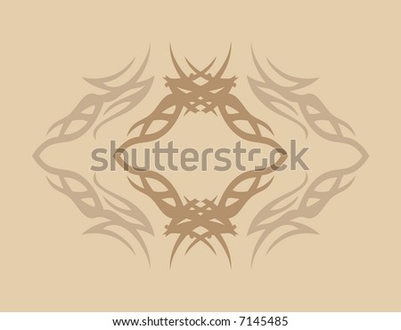 line art illustration angel wings hand stock vector 489586624 shutterstock. Black Bedroom Furniture Sets. Home Design Ideas