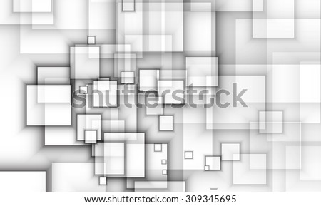 Abstract tech background. Futuristic interface. Vector illustration.