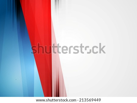 Abstract tech bright background. Vector design - stock vector