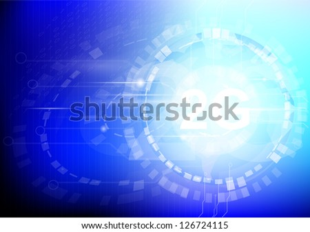 Abstract technology background ,Concept of time changes everything,Time,technology and World,,vector illustration,