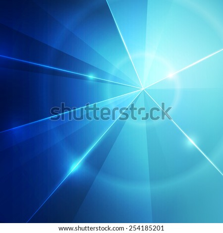 abstract technology background, vector illustration - stock vector