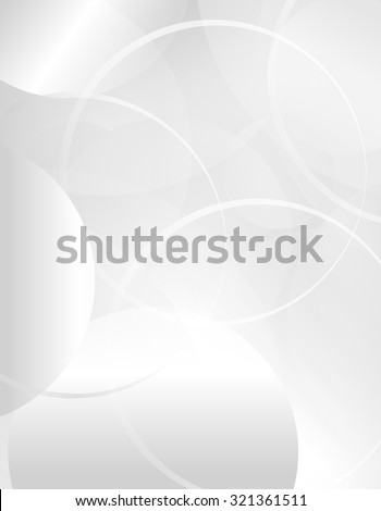 Abstract technology background with  circles design  - stock vector