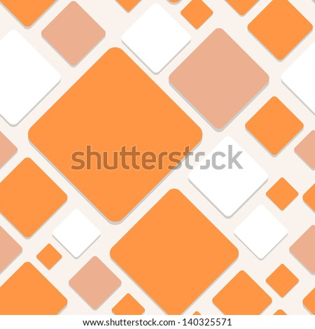 abstract technology seamless pattern background vector illustration - stock vector