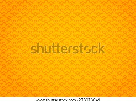Abstract traditional chinese pattern background - stock vector