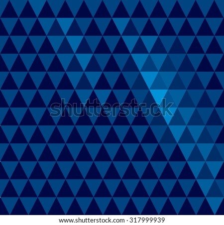 Abstract triangular structure - seamless pattern, can be used in textile print, web
