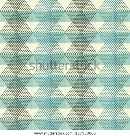 abstract twill seamless pattern - stock vector