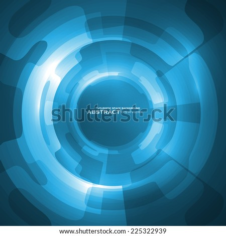 Abstract vector background, creative style illustration eps10. - stock vector