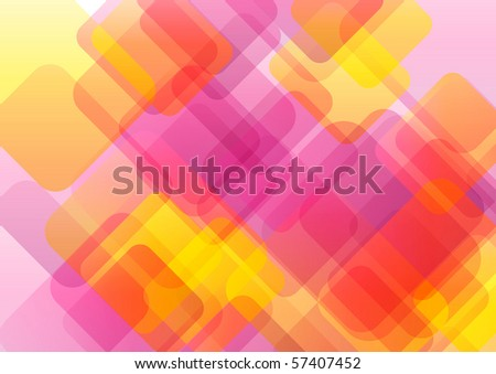 Abstract vector background design (eps10) - stock vector