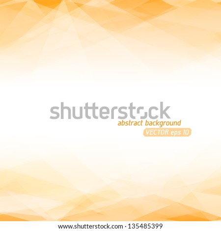 Abstract vector background. Eps 10 vector illustration. Used opacity mask of background - stock vector