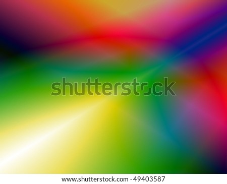 Abstract vector background. Randome color.