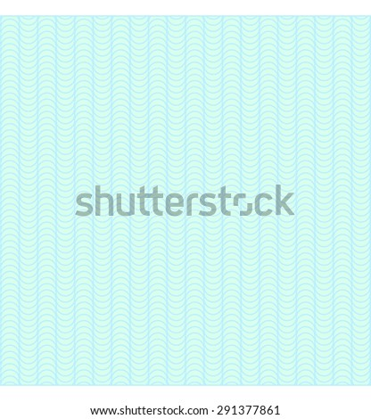 Abstract vector background. Seamless wavy pattern with stripes. Summer breeze. Light blue. Backgrounds & textures shop. - stock vector