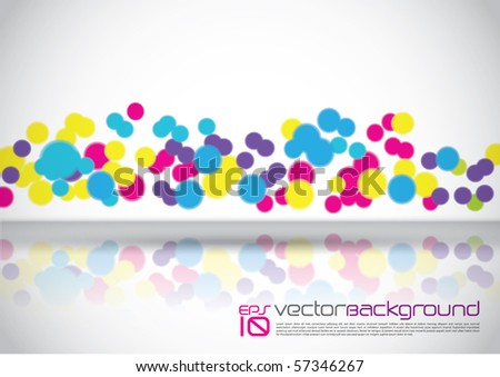 Abstract Vector Bubbles