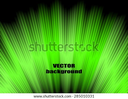 Abstract vector color backgrounds. Rays of light - stock vector