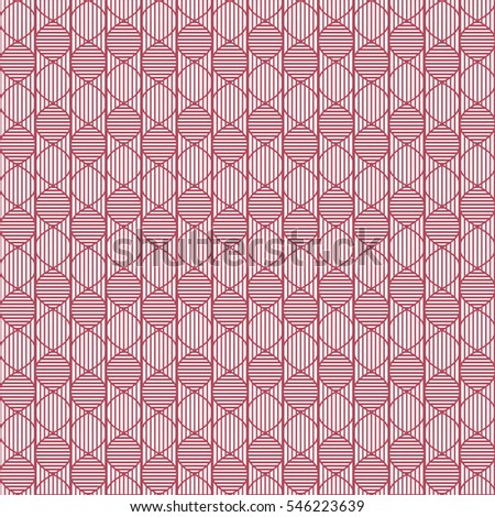 Abstract vector illustration. Pattern of curved line. Can be used for wallpaper, pattern fills, textile, web page background, surface textures, Image for advertising booklets, banners, flyers.