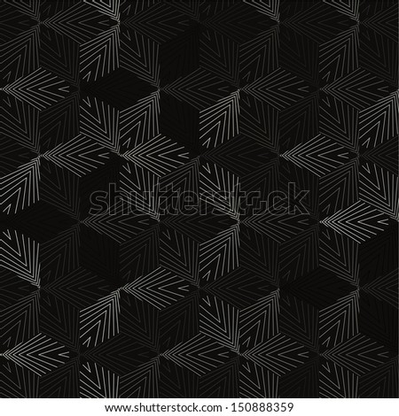 abstract vector seamless background wallpaper  - stock vector