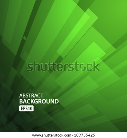 Abstract virtual space with screen vector background. - stock vector