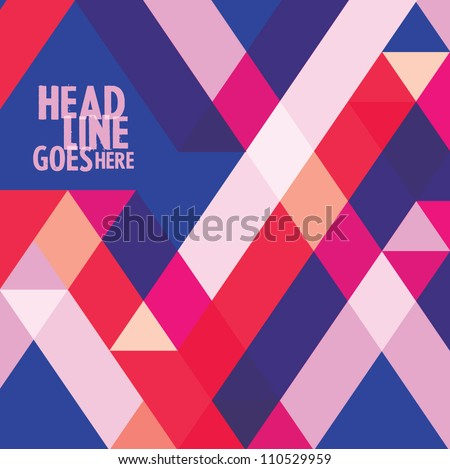 Abstract web design/vector/wallpaper background - stock vector