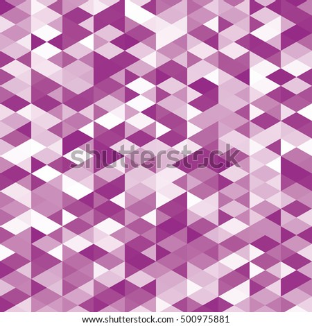 Abstract web pink vector background. Geometric simple print. Vector repeating texture.