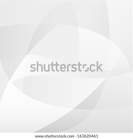 Abstract white background  - stock vector